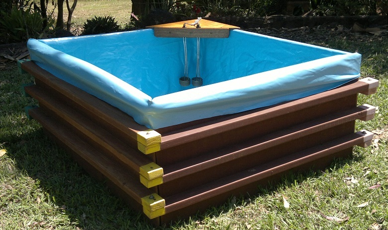Hire A Heated Wooden Birth Pool Small Birth Afloat